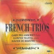 Xavier de Maistre - French Trios, CD