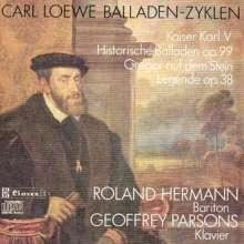 Carl Loewe (1796-1869): Balladen-Zyklen, CD