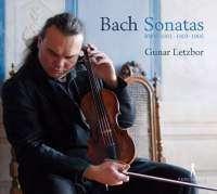 Johann Sebastian Bach (1685-1750): Sonaten & Partiten für Violine BWV 1001,1003,1005, CD