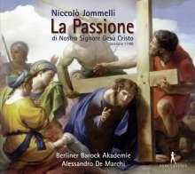 Niccolo Jommelli (1714-1774): La Passione di Nostro Signore Gesu Cristo (Oratorium), 2 CDs