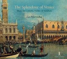 La Pifarescha - The Splendour of Venice, CD