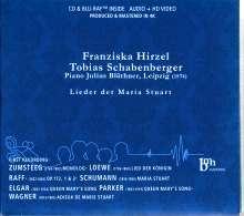 Franziska Hirzel & Tobias Schabenberger - Lieder der Maria Stuart, 2 CDs