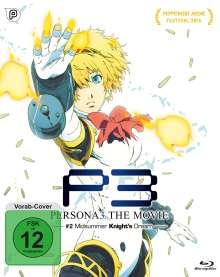 Persona 3 - The Movie: #02 - Midsummer Knight's Dream (Blu-ray), Blu-ray Disc