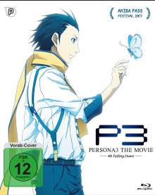 Persona 3 - The Movie: #03 - Falling Down (Blu-ray), Blu-ray Disc
