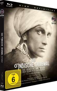 Das indische Grabmal (1921) (Blu-ray), Blu-ray Disc