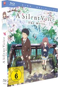 A Silent Voice (Deluxe Edition) (Blu-ray), Blu-ray Disc