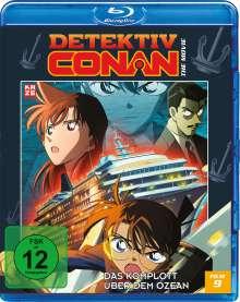 Detektiv Conan 9. Film: Das Komplott über dem Ozean (Blu-ray), Blu-ray Disc
