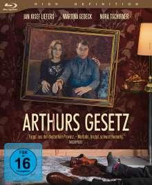 Arthurs Gesetz (Gesamtausgabe) (Blu-ray), Blu-ray Disc