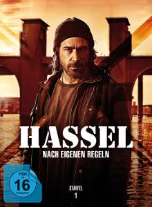 Hassel Staffel 1, 3 DVDs