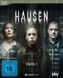 Hausen Staffel 1 (Blu-ray), 2 Blu-ray Discs