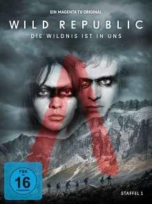 Wild Republic - Die Wildnis ist in uns Staffel 1, 3 DVDs