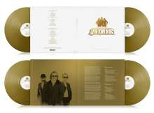 Bee Gees: The Many Faces Of Bee Gees (180g) (Limited Edition) (Gold Opaque Vinyl), 2 LPs