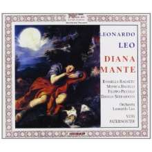Leonardo Leo (1694-1744): Diane Amante, 2 CDs