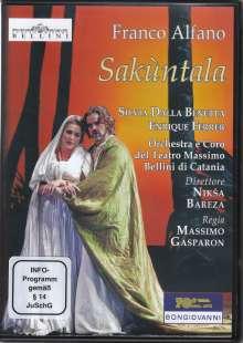 Franco Alfano (1875-1954): Sakuntala, DVD