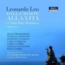 Leonardo Leo (1694-1744): Dalla Morte Alla Vita di Santa Maria Maddalena, 2 CDs