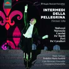 Intermedi della Pellegrina Firenze 1589 - An Itinerant Show in the Boboli Gardens, CD