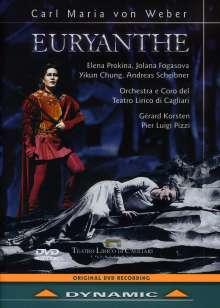Carl Maria von Weber (1786-1826): Euryanthe, DVD