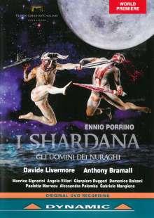 Ennio Porrino (1910-1959): I Shardana, DVD