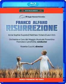 Franco Alfano (1875-1954): Risurrezione, Blu-ray Disc