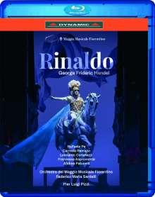 Georg Friedrich Händel (1685-1759): Rinaldo, Blu-ray Disc