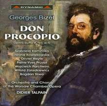 Georges Bizet (1838-1875): Don Procopio, CD