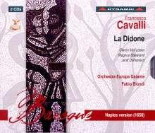 Francesco Cavalli (1602-1676): La Didone, 2 CDs