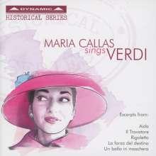 Maria Callas sings Verdi, CD