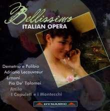 Bellissimo - Italian Opera, CD
