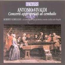 Antonio Vivaldi (1678-1741): Concerti appropriati al Cembalo, CD