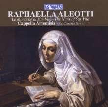 Raphaella Aleotti (1575-1646): The Nuns of San Vito, CD