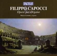 Filippo Capocci (1840-1911): Orgelwerke, CD