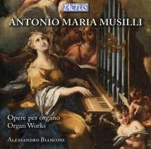 Antonio Musilli (1792-1880): Orgelwerke, CD