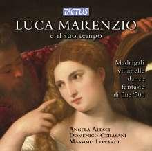 Luca Marenzio E Il Suo Tempo, CD