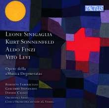 """Opere della """"Musica Degenerata"""", CD"""