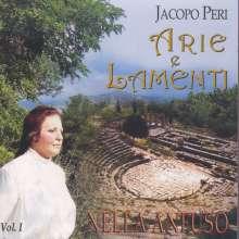 Jacopo Peri (1561-1633): Arie & Lamenti I, CD