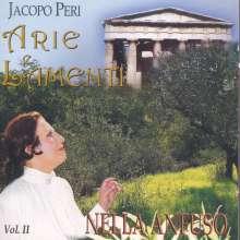 Jacopo Peri (1561-1633): Arie & Lamenti II, CD