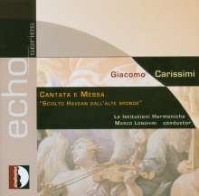 Giacomo Carissimi (1605-1674): Missa Sciolto Havean Dall'Alte Sponde zu 5 Stimmen, CD