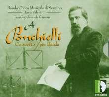 Amilcare Ponchielli (1834-1886): Werke für Blasorchester, CD