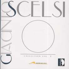 Giacinto Scelsi (1905-1988): Scelsi Collection Vol.2, CD