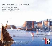 Viaggio a Napoli, CD