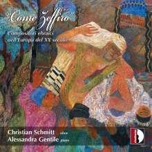 Christian Schmitt - Come Ziffiro, CD