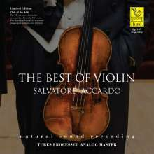 Salvatore Accardo - The Best of Violin (180g), LP