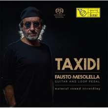 Fausto Mesolella (1953-2017): Taxidi, Super Audio CD