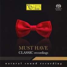Fone-Sampler - Must Have Classic Recordings, Super Audio CD