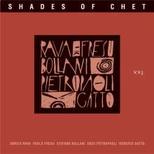 Enrico Rava, Paolo Fresu & Stefano Bollani: Shades Of Chet, CD