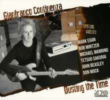 Gianfranco Continenza: Dusting The Time, CD