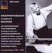 Hans Knappertsbusch dirigiert Wagner, CD