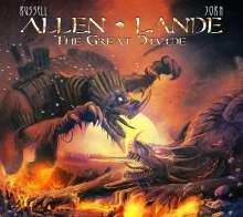 Russell Allen & Jørn Lande: The Great Divide, CD