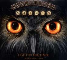 Revolution Saints: Light In The Dark (Limited Edition), 1 CD und 1 DVD