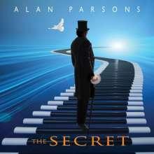 Alan Parsons: The Secret (Deluxe-Edition), 1 CD und 1 DVD
